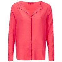 Hugo Women's Elley Blouse Bright Pink