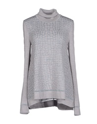 Just Cavalli Turtlenecks Light Grey