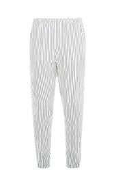 Rag And Bone Striped Track Trousers Multi