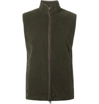 Musto Shooting Glemsford Slim Fit Polartec Fleece Gilet Green