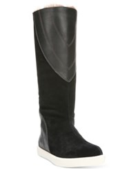 Naya Yuma Cold Weather Tall Boots Women's Shoes Black