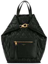 Givenchy Duo Backpack Black