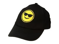 Collection Xiix Emoji Baseball Black Baseball Caps