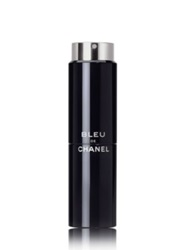 Bleu De Chanel Eau De Toilette Refillable Travel Spray No Color