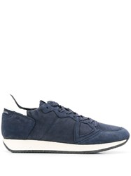 Philippe Model Monaco Sneakers Blue