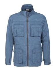 Jeep Bush Jacket J5s Blue