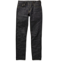 Visvim Slim Fit Social Sculpture Jeans Blue
