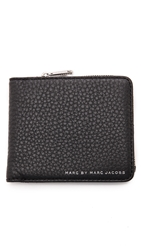 Marc By Marc Jacobs Classic Coin Pouch Wallet Black