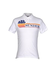 Sundek Polo Shirts White