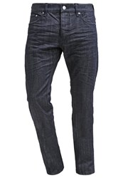 Earnest Sewn Dean Slim Fit Jeans Jets Blue Dark Blue