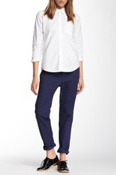 Steven Alan City Pant Blue