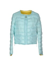 Massimo Rebecchi Coats And Jackets Jackets Women Sky Blue