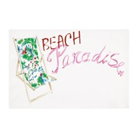 Marinette Saint Tropez Tropicana Placemat Beach