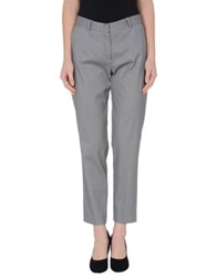 Georges Rech Casual Pants Grey