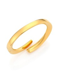 Maiyet Horn Skinny Bangle Bracelet