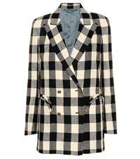 Blaze Milano Pequod Double Breasted Blazer No