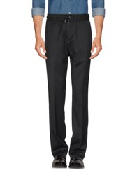 Versus By Versace Casual Pants Black