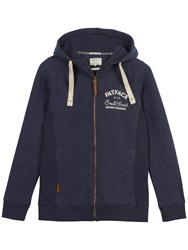 Fat Face Heritage Zip Through Hoodie Navy