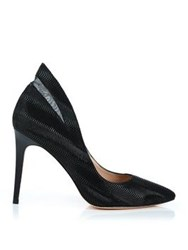 Lucy Choi London Caruso Heels Black