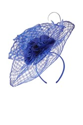 Coast Potenzia Fascinator Blue