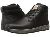 Carhartt 4 Lightweight Wedge Boot Black Oil Tanned Leather Men's Work Boots