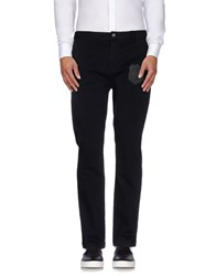 Love Moschino Trousers Casual Trousers Men Black