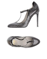 Icone Pumps Grey