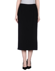 Ivan Montesi 3 4 Length Skirts Black