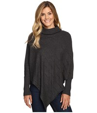 Aventura Clothing Mariska Poncho Black Women's Coat