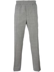 Golden Goose Deluxe Brand Prince Of Wales Trousers Black