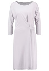 Filippa K Jersey Dress Moon Light Grey