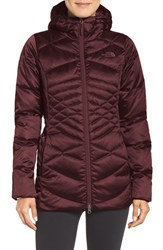 The North Face Women's Aconcagua Down Parka Deep Garnet Red