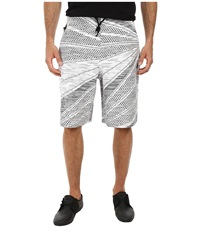Staple Lunar Sweatshorts White Men's Shorts