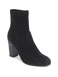Dolce Vita Round Toe Ankle Boots Black