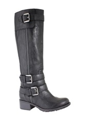 Intaglia Texas Extra Wide Calf Boot Black