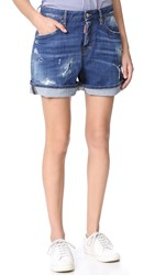 Dsquared Kawaii Shorts Blue