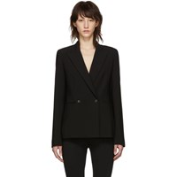 The Row Black Lione Blazer