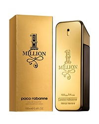 Paco Rabanne 1 Million Eau De Toilette 3.4 Oz. No Color
