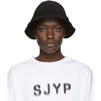 Sjyp White Terry Hat