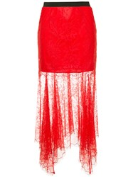 Alice Mccall Confessions Skirt Red