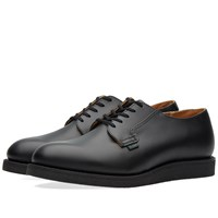 Red Wing Shoes 101 Heritage Work Postman Oxford Black