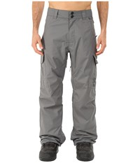 Dc Banshee Snow Pants Pewter Men's Casual Pants