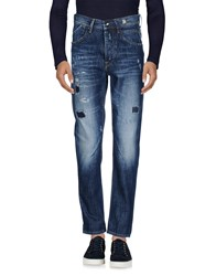 0 Zero Construction Jeans Blue
