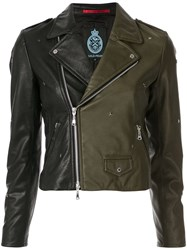 Guild Prime Moto Jacket Green