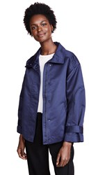 Ayr The Pro Jacket Navy