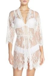 Women's Jonquil Lace Robe