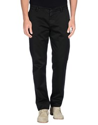 Gold Case By Rocco Fraioli Trousers Casual Trousers Men Black