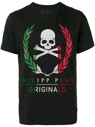 Philipp Plein Mint T Shirt Black