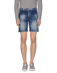 Primo Emporio Denim Denim Bermudas Men Blue