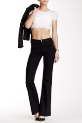 J Brand Tailored High Rise Flare Pant Multi